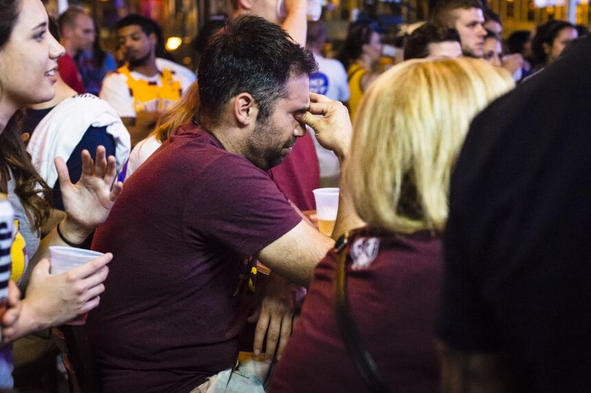 """Resulta difícil de creer"", dijo el ex running back Jim Brown, miembro d..."