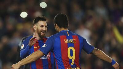 Barcelona derrotó al Valencia y no le pierde paso al Real Madrid por el liderato