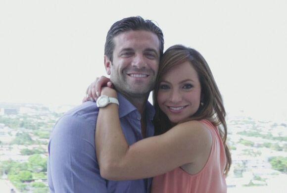 ¡Felicidades Aaron y Satcha! Que este gran amor los acompañ...