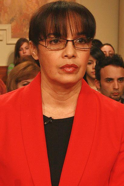 Luz Mila del Toro dejó a su hija en Colombia  para irse a trabajar fuera...
