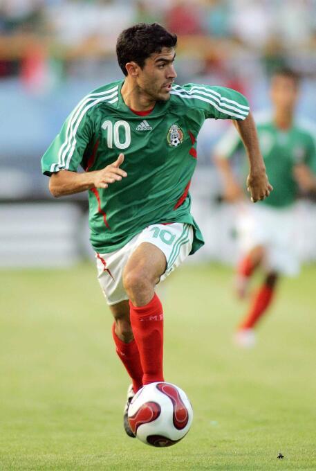 Nery Castillo, México-Irán 2007
