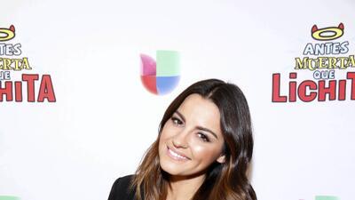 Maite Perroni: una actriz de telenovela muy 'rebelde'