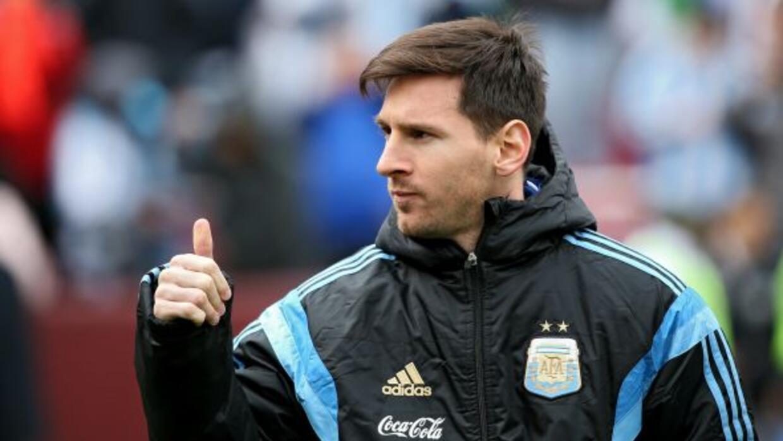 El argentino tendrá atención personalizada en la Copa América