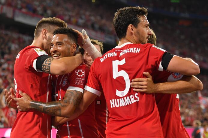9. F.C. Bayern Múnich (Alemania): el club bávaro, acostumbrado a inverti...