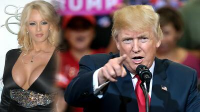 Donald Trump le fue infiel a su esposa, de acuerdo a estrella porno