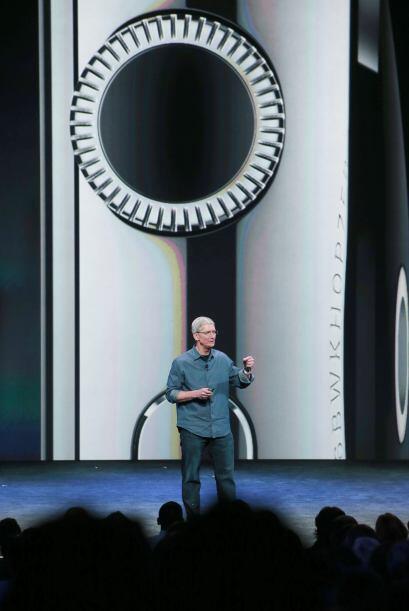 La corona del Apple Watch servirá como perilla selectora y apretándola n...