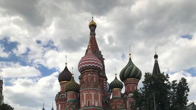 El Pelón se convierte en el embajador de las Águilas del América en Rusia