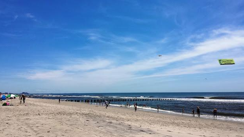 Jacob Riis Park beach