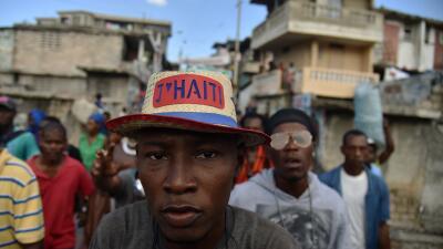 Haití es el país del hemisferio al que Estados Unidos destina más recurs...