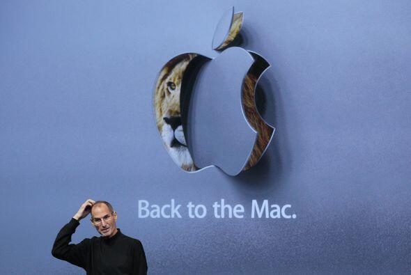 Steve Jobs renunció como presidente de Apple,  poniéndole fin a una era...