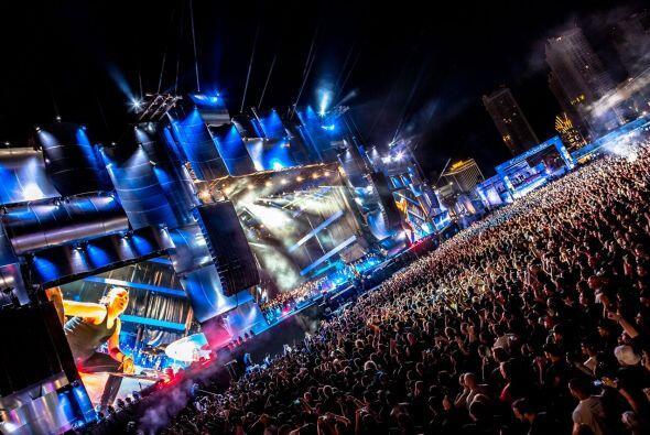 Dos fines de semana emocionantes, más de 172,000 asistentesy un electri...