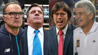 Baraja de candidatos: ¿quién podría ser el nuevo técnico de México?