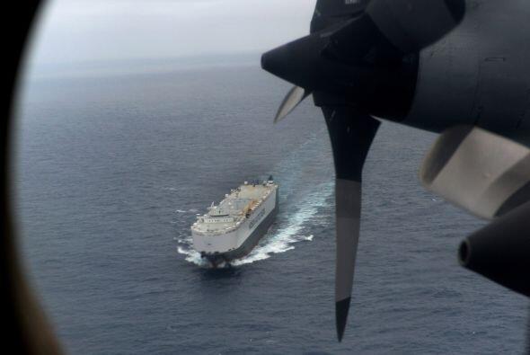 Las autoridades australianas indicaron que la búsqueda con radares del a...