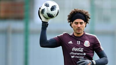 En fotos: Memo Ochoa, el portero con más salvadas de esta Copa del Mundo