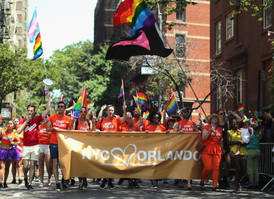 En inglés y español trascendió el mensaje de amor a Orlando.