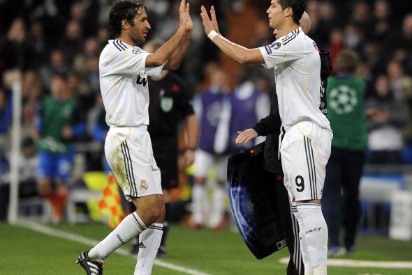 Cristiano Ronaldo está camino a encumbrarse como el goleador n&ua...