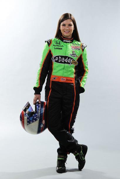 Danica Patrick es la mujer más exitosa del automovilismo, gracias...