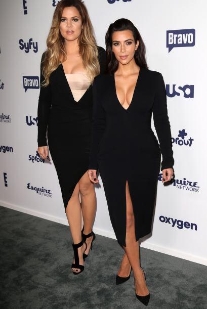 ¿Kim o Khloé?Mira aquí lo último en chismes.