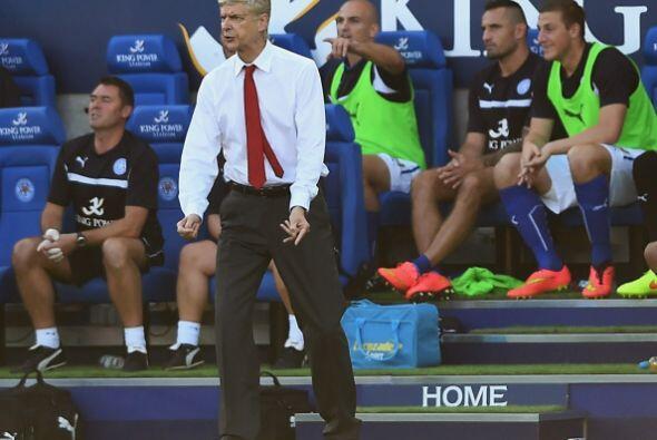 El Arsenal es el otro cuadro ingles que parece bien reforzado con los fi...