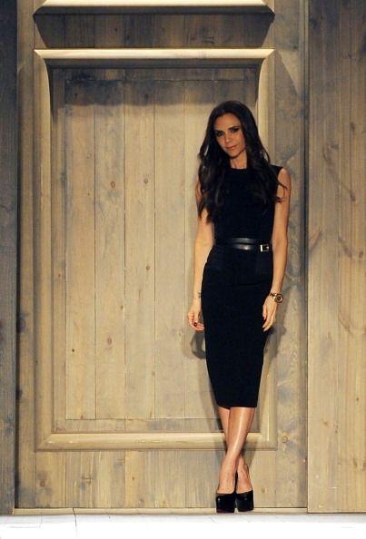 La 'fashionista' tituló este vídeo como 'Five Years -The Victoria Beckha...