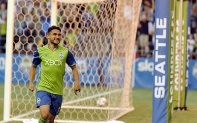 Cristian Roldán brilla con luz propia en Seattle Sounders.