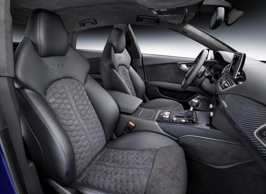 Audi debuta modelos de alto performance el Auto Show de Los Angeles 2015...