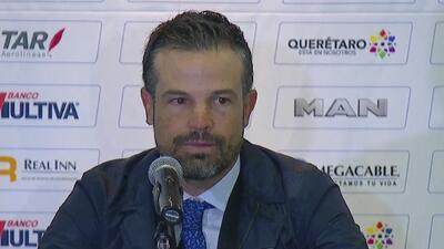 Rafael Puente Jr. enalteció la actitud de sus jugadores para sobreponerse a la adversidad