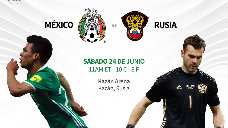 MEx vs Rus