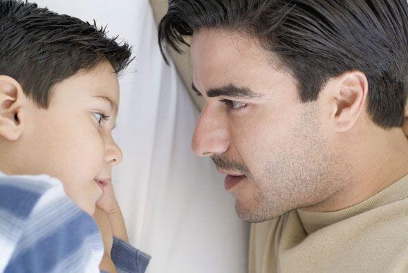 Primero es recomendable hablar en detalle con el niño o adolescente sobr...