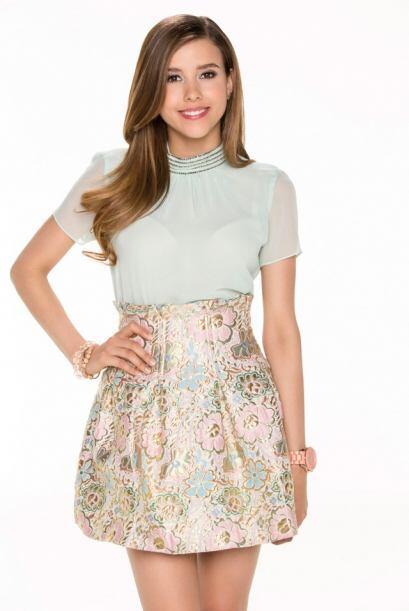 Paulina Goto interpretó a 'Fany' en la novela de 'Mi Corazón es Tuyo'.