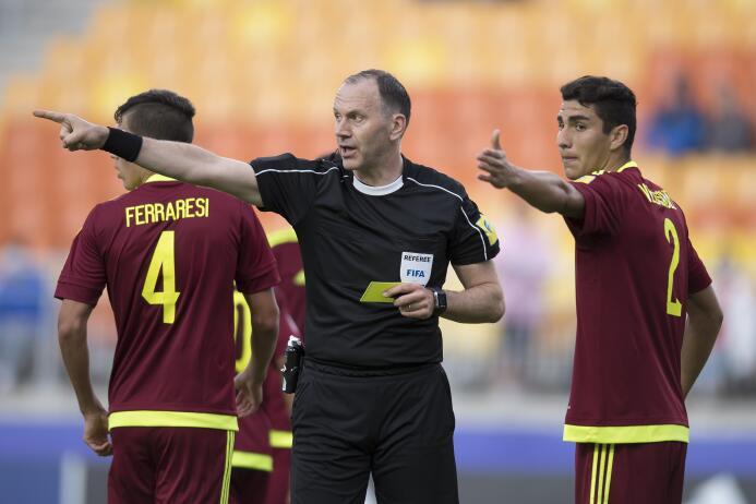 México perdió contra Venezuela pero aseguró cupo en segunda fase del Mun...