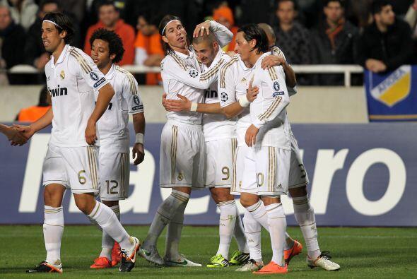 El Real Madrid quiere dar un paso más en el firme camino que est&...