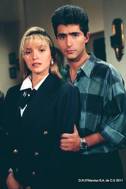 """La pasión de """"Cecilia"""" y """"Gerardo"""" fue más allá de la historia porque se..."""