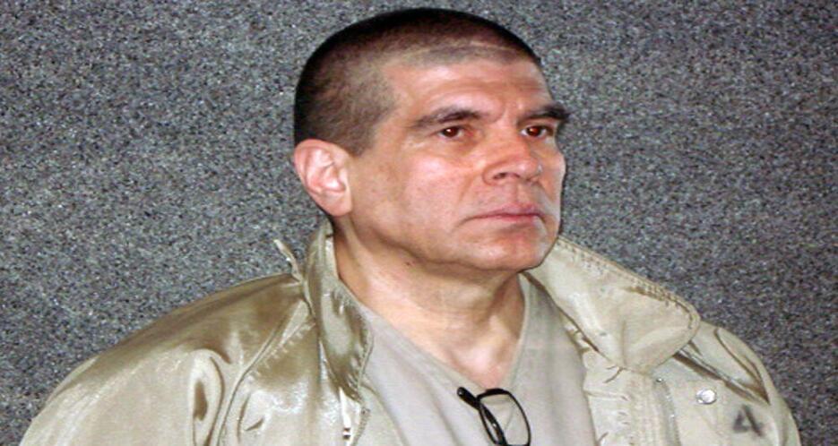 """Benjamín Arellano Félix, """"El Comandante Mín"""", exjefe del Cártel de Tijuana."""