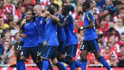 El 'Tigre' se reencontró con el gol apenas en su primer partido luego de...