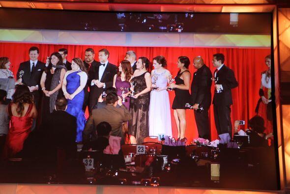 Gran parte del equipo estuvo nominado a los Lone Star Emmys, de donde no...