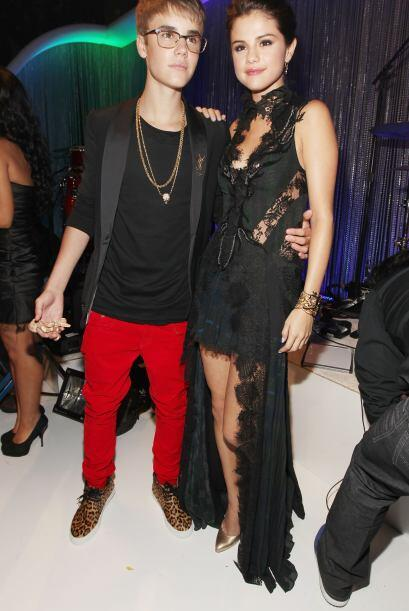 En 2014 Justin le rompió el corazón una vez más, cuando fue captado con...