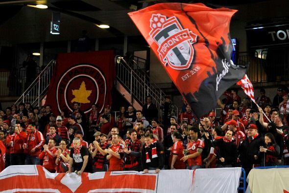 Toronto FC cuenta con un gran grupo de aficionados. En 2015 el club ampl...
