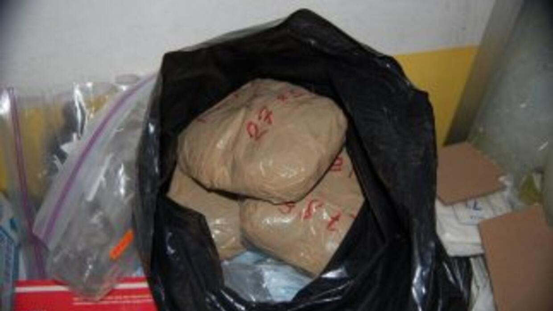 Las autoridades mexicanas realizaron el mayor decomiso de goma de opio....