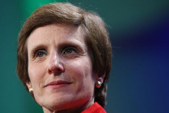 15.-IRENE ROSENFELD: Tiene 61 años. Es la actual CEO de Mondalez...