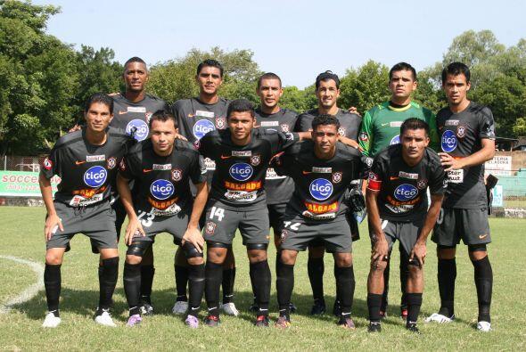 Los migueleños jugaron con su segundo uniforme. (Foto: Cortesía Club Dep...