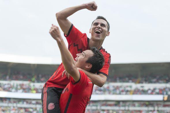 Al final México se alzaría con la victora sobre Panamá en un encuentro d...
