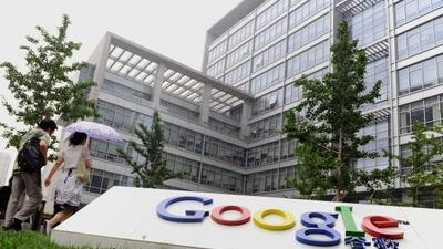 El servicio de Google en China fue suspendido de nuevo.