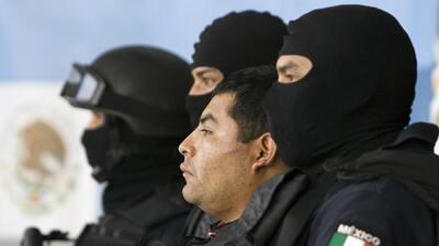 Jaime González Durán, 'el Hummer', fundador de 'Los Zetas'