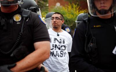Al igual que la ley SB1070 de Arizona, el 1 de septiembre entra en vigor...