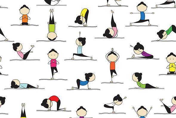 Con estos ejercicios recomendados por la Clínica Mayo, estiras y...