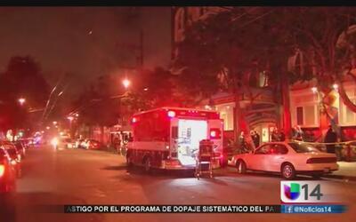 Quinceañera acabó en situación de emergencia en San Francisco