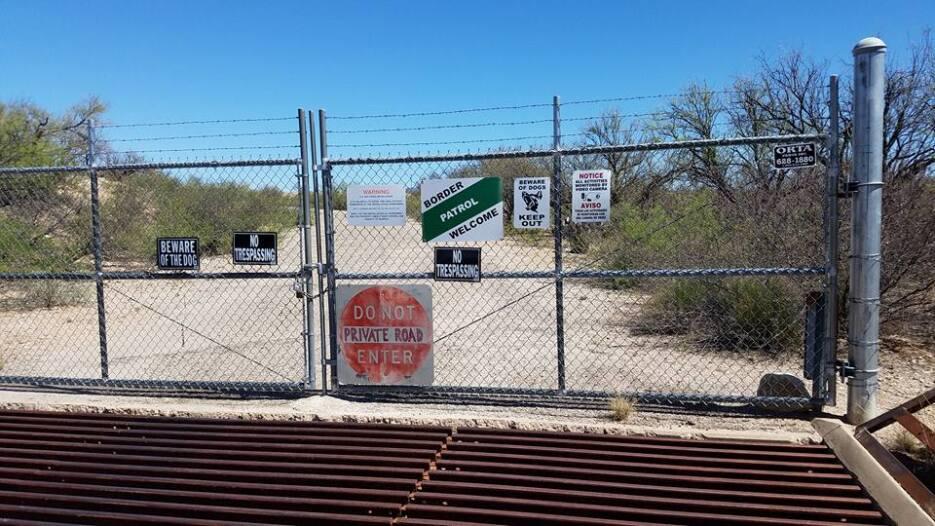 Este 'Forrest Gump' de la frontera relató que convivió con varios dueños...