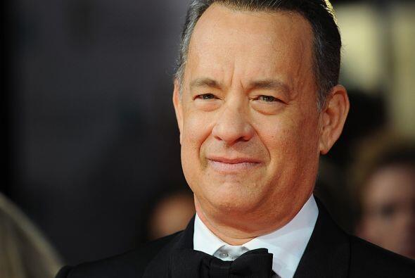"""Tom Hanks: """"Leonard Nimoy era más que el señor Spock...."""
