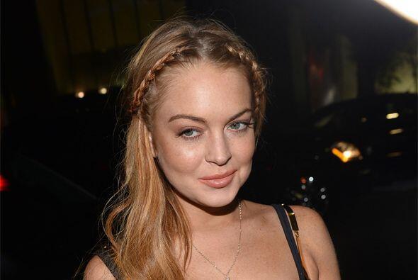 """Lindsay Lohan: """"Una buena cabeza y un buen corazón son una c..."""